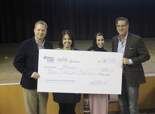 Safiya Aboen wins Pitch Perfect young entrepreneur competition
